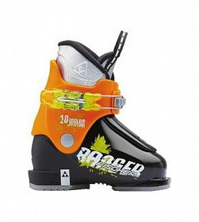 Ranger Jr. 10 Black/Orange