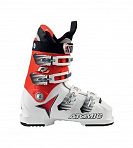 RJ Pro RS White/Bright Red